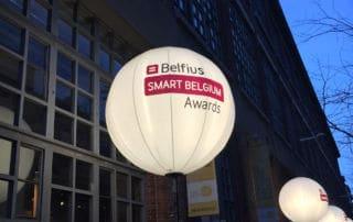 The Compost Bag Company op Belfius Smart Belgium Awards